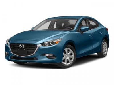 2018 Mazda MAZDA3 4-Door Sport (Deep Crystal Blue Mica)