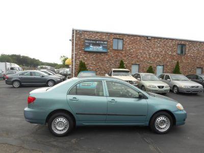 2006 Toyota Corolla CE (Cactus Mica)