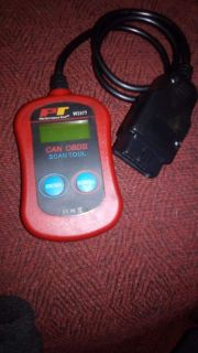 Performance tools diagnostic scanner