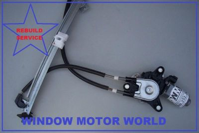 Purchase DODGE VIPER 1992 - 2002 WINDOW MOTOR & REGULATOR DRIVER OR PASSENGER motorcycle in Palm Coast, Florida, US, for US $150.00