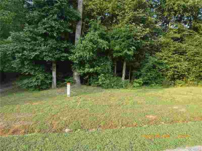 4138 Old River Trail Powhatan, Beautiful wooded home site
