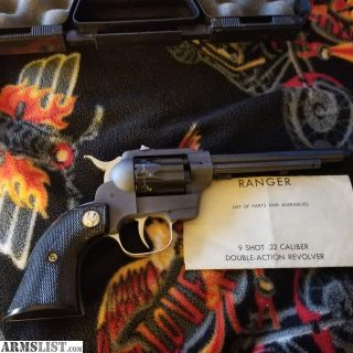 For Sale: JC Higgins Model 90 Revolver