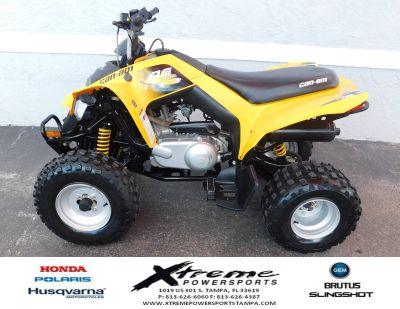 2017 Can-Am DS 250 Sport ATVs Tampa, FL