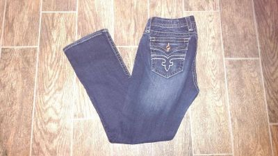 Rock Revival Skinny Boot like NEW size 31