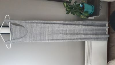 Navigata Air - Long Grey Dress