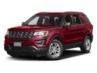 2017 Ford Explorer Base (Silver)