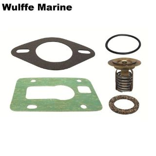 Purchase Thermostat Kit For 1970-88 V8 5.0L,5.7L,305,350 OMC Stringer Cobra 160 18-3653 motorcycle in Mentor, Ohio, United States, for US $18.49