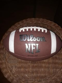 Wilson Tackified Composite Football