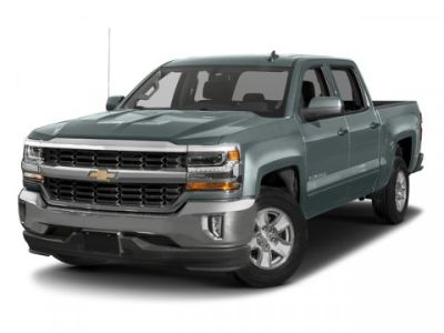 2017 Chevrolet Silverado 1500 LT (Summit White)