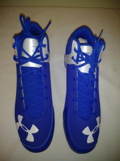 Under Armour Baseball Cleats Size 13