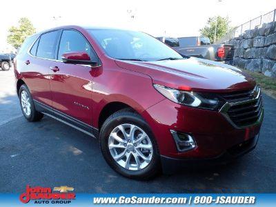 2018 Chevrolet Equinox LT (cajun red tintcoat)