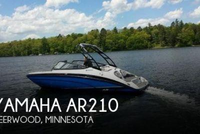 2017 Yamaha AR210