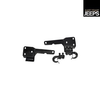 Buy 11236.05 RUGGED RIDGE Tow Hooks and Frame Brackets, 84-01 Jeep Cherokees and motorcycle in Smyrna, Georgia, US, for US $78.22