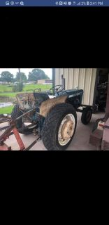 Fore Tractor