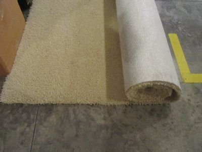 Brand New cream colored Carpet