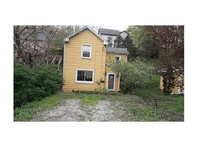 2 Bed 2 Bath Foreclosure Property in Bridgeville, PA 15017 - Vanadium Rd