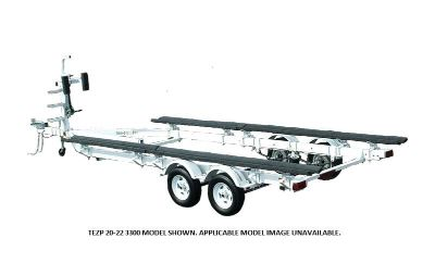2018 EZ Loader EZ LOADER PONTOON TRAILER Pontoon Trailers Boat Trailers Ponderay, ID