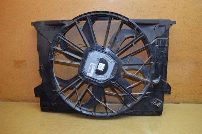 Sell 06-09 W219 MB CLS550 CLS500 E550 ENGINE RADIATOR COOLING FAN W/ MOTOR 1137328108 motorcycle in Riverview, Florida, United States, for US $299.99