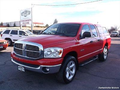 2008 Dodge RSX ST (Red)