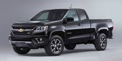 2019 Chevrolet Colorado 4WD Work Truck (Red Hot)