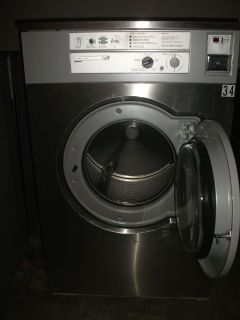 High Quality Wascomat W675 75 LB Washer/Extractor 3ph Used