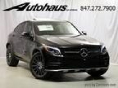 2019 Mercedes-Benz GLC GLC 43 AMG 4MATIC