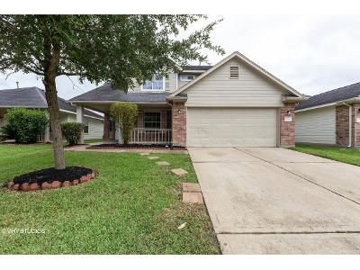 4 Bed 2.5 Bath Foreclosure Property in Katy, TX 77449 - Cozy Cabbin Dr