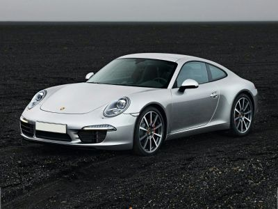 2013 Porsche 911 Carrera 4S (White)