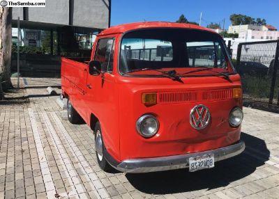1970 Volkswagen Single Cab (VW Pickup Truck)