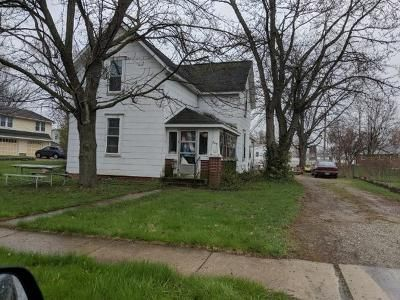 4 Bed 1 Bath Foreclosure Property in New Bremen, OH 45869 - E Monroe St