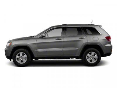 2012 Jeep Grand Cherokee Overland (Mineral Gray Metallic)
