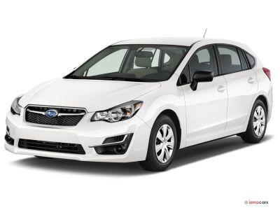 2015 Subaru Impreza 2.0i Sport Premium (Silver)
