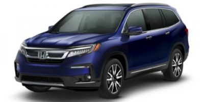 2019 Honda Pilot Touring 7-Passenger (Light Blue)