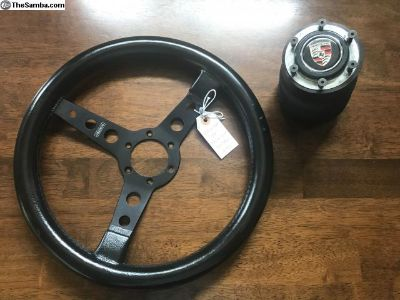 MOMO Steering Wheel Prototipo