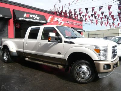 2013 Ford RSX King Ranch (White Platinum Metallic Tri-Coat)