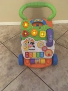 Vtech Sit to Stand Baby Walker
