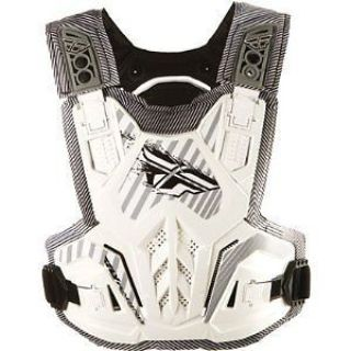 Purchase FLY Racing Youth Pivotal Roost Guard White motorcycle in Holland, Michigan, United States, for US $67.46