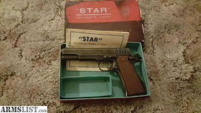 For Sale: star super b