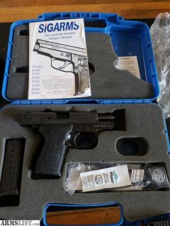For Sale: Sig Sauer P239