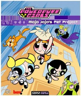 Powerpuff Girls Mojo Jojo's Pet Project 2001 Collectibles Rare OOP Games PC