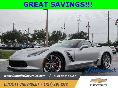 2019 Chevrolet Corvette Grand Sport (blade silver metallic)