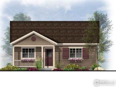 703 Country Road Trl Berthoud Two BR, The Saint Cottage by