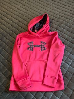 Under armour hoody hooded sweatshirt YSM