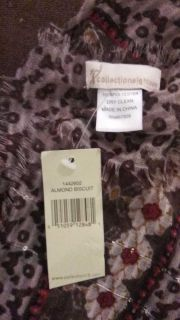 Collections 18 scarf NWT