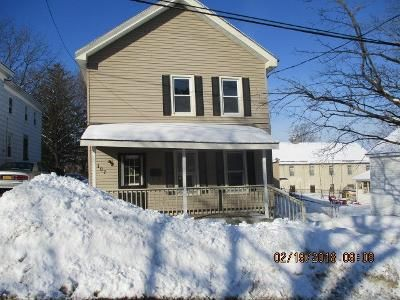 Foreclosure Property in Johnstown, NY 12095 - Glebe St