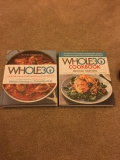 Whole 30 books