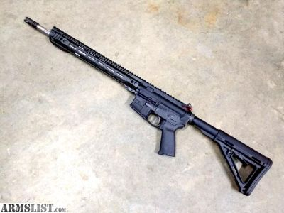 For Sale: Aero AR-15 Rifle with 416R SS .223 Wylde Barrel