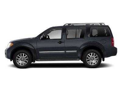 2011 Nissan Pathfinder SE (Dark Slate)