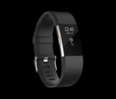 Fitbit Charge 2 New (opened box) Black Size Large