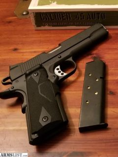 For Sale: Springfield 1911 .45